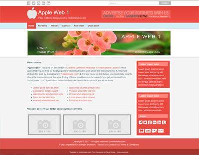 Apple Web 1